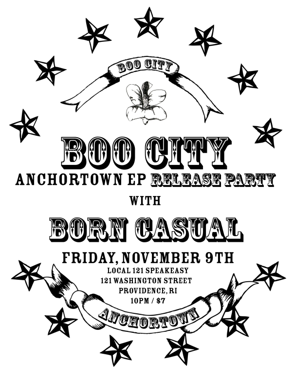 Anchortown EP Release Party